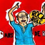 """""""20 ans de rock"""" par Igor Fouqueray"""