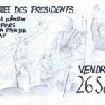 Soiree des presidents par Alexis Huet
