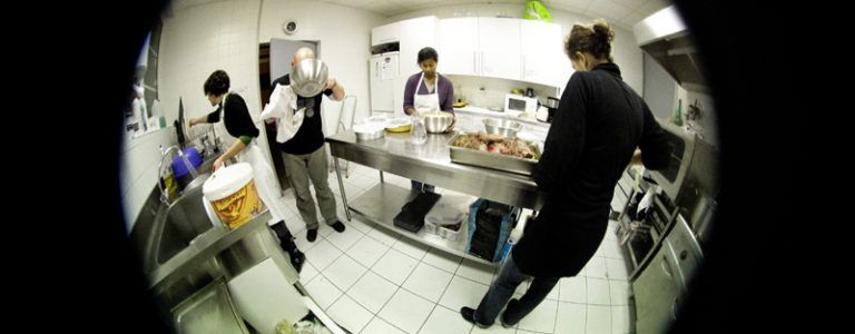 Espace catering